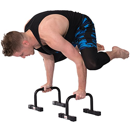 Juperbsky Push Up Parallettes Workout Exercise