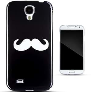 Zooky® Soft TPU Gel Moustache Design Case for Samsung Galaxy S4 (I9505)