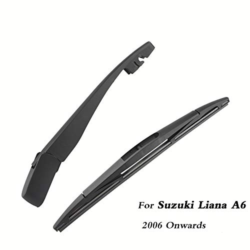 Rear Window Wiper Blade 10 Inch 250mm Exact Fit For Fiat Sedici 2006-Onwards
