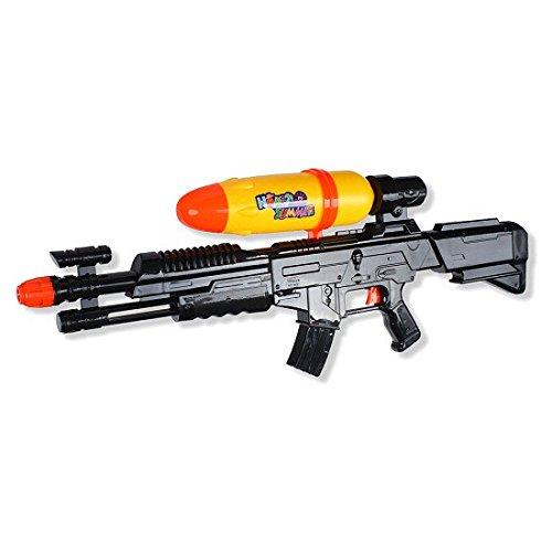 S/O Wassergewehr MG 78cm Wassergewehre Wasser Gewehr Wasserpistolen Pistole Water Gun Watergun