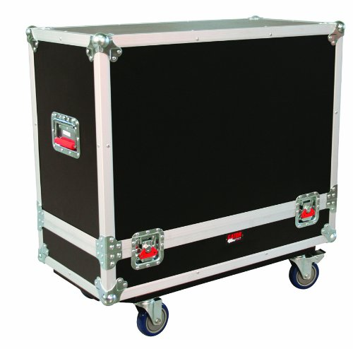 Gator Cases G-TOUR Series ATA Style Road Case fit for 2x12 Electric Guitar Amplifiers; (G-TOUR ()