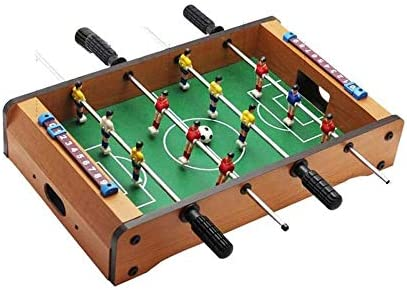 LKNJLL フーズボールテーブル、ミニ卓上ビリヤードゲームアクセサリーサッカーテーブルトップの競争ゲームスポーツゲームファミリー・ナイト