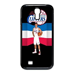 Samsung Galaxy S4 9500 Cell Phone Case Black LA Clippers Blake Griffin R3D6HG