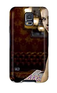 La Angel Nelson LAmHZCE2260vBJIT Case For Galaxy S5 With Nice Hot Celebrity Alyssa Milano Appearance