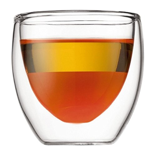 Bodum Pavina Double Wall EspressoShot Glass - Set of 2