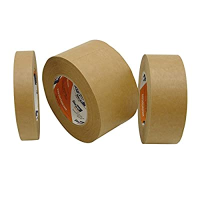 Shurtape FP-96 General Purpose Kraft Packaging Tape (60 yds. long) / Available in multiple widths