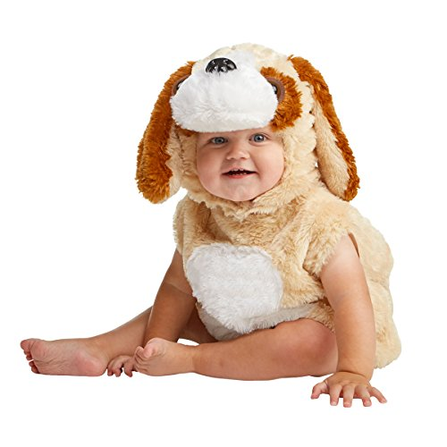 Family Halloween Costumes With Baby And Dog (Cuddly Dog Infant Costume, 12-18M)
