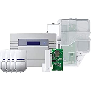 Pyronix ENF/KIT3-UK PSTN Enforcer 32-WE Complete Wireless Home Office Alarm Kit App Compatible