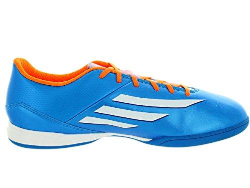 Adidas F10 Innendørs Fotballsko - Solar Blå (menn)