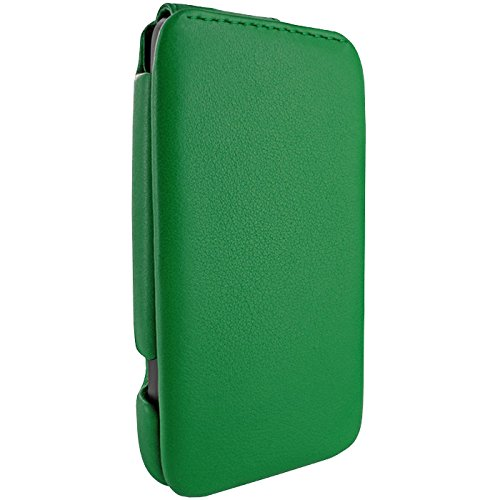 Piel Frama Wallet Case for HTC One V - Green by Piel Frama