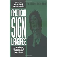 American Sign Language Green Books, A Teacher′s Resource Text on Grammar and Culture