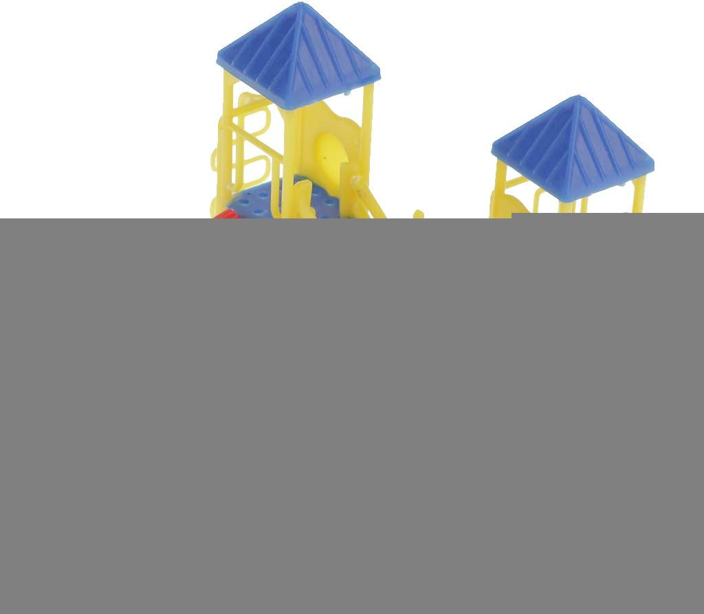 dailymall 1:150-1:200 N Z Scale Children Facility Model Figure Building Scenery Layout
