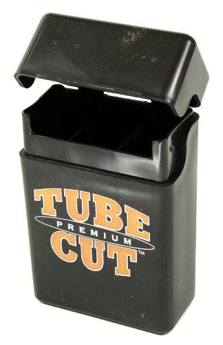 Gambler Tube Cut Cigarette Case/Box - King Size Cigarettes (6 ()