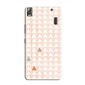 Cover It Up - Odd Hills Pink A7000 / K3 Note Hard Case