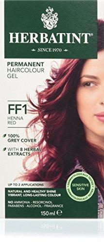 Herbatint FF1 Flash Fashion Henna Red 135ml