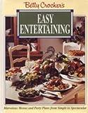 Betty Crocker's Easy Entertaining, Betty Crocker Editors and Julie Turnbull, 0130937258