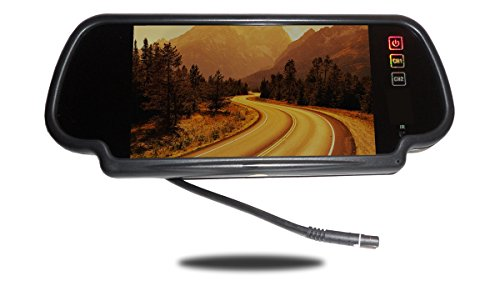 TadiBrothers 7 Inch LCD Mirror - Tadibrothers Mirror Backup Camera
