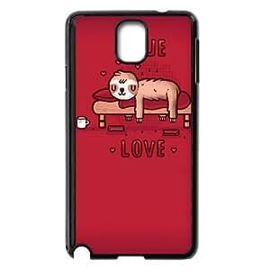 Samsung Galaxy Note 3 Cell Phone Case Black_TRUE LOVE Hqflh