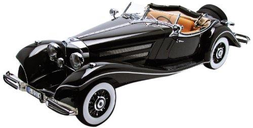 1/12 メルセデスベンツ 500K スペシャルロードスター 1934年 ブラウン S018H