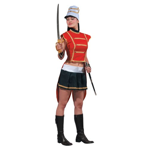 Dress Up America Adult Sexy Toy Soldier,