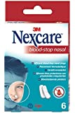 Nexcare Blood-Stop  Tampon Nasal Hémostatique Set de 6 Tampons