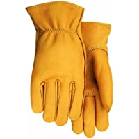 American Made Genuine Elkskin Leather Work Gloves , 950, Size: Extra Large ( XL ) by Midwest Gloves & Gear