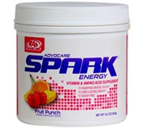 Advocare Spark Fruit Punch Canister