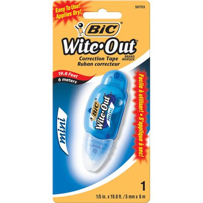 bulk-buy-bic-wite-out-correction-tape-mini-1-pkg-1-5x-198-womtp11-3-pack