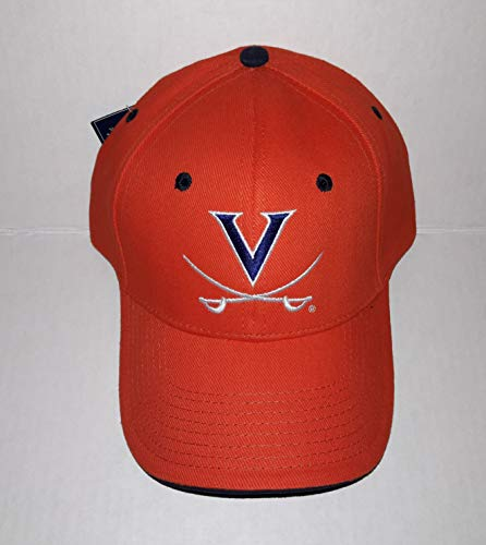 Signa. University of Virginia Cavaliers Adjustable Hat Embroidered Cap