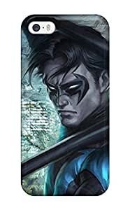 5/5s Scratch-proof Protection Case Cover For Iphone/ Hot Nightwing Phone Case