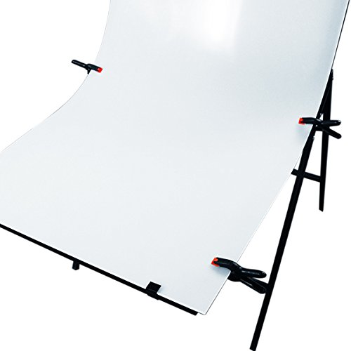 LimoStudio Photography Photo Studio Foldable Photo Shooting Table, Background Clamps with Boom Stand Softbox Continuous Lighting Kit , AGG1477V2 by LimoStudio (Image #3)