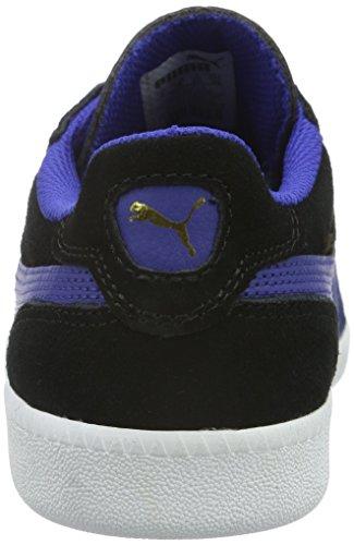 Puma Icra Trainer Sd - Zapatillas Unisex Niños Negro - Schwarz (puma Black-Mazarine Blue 10)