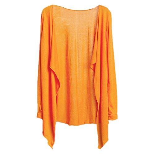 Gilet Unique Taille Femme Bodhi2000 Orange gqvHXcRwxc