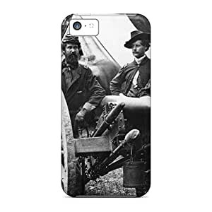 Corentry Iphone 5c Well-designed Hard Case Cover Battle Of Seven Pines Protector