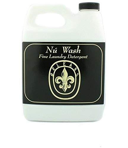 Orleans Home Fragrances Nu Wash Fine Laundry Detergent - Fine Linens - 32 Fl oz - Wash Linen Fine