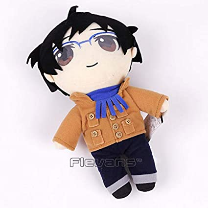 "12/"" YURI on ICE  Katsuki Yuri stuffed plush doll dolls soft toy anime"