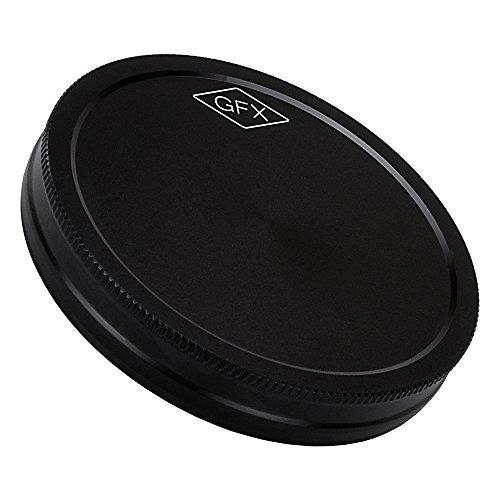 Fotodiox Pro Metal Rear Lens Cap for Fujifilm G-Mount GFX Lenses and Adapters, (Replaces Fujifilm RLCP-002 Rear Lens Cap)