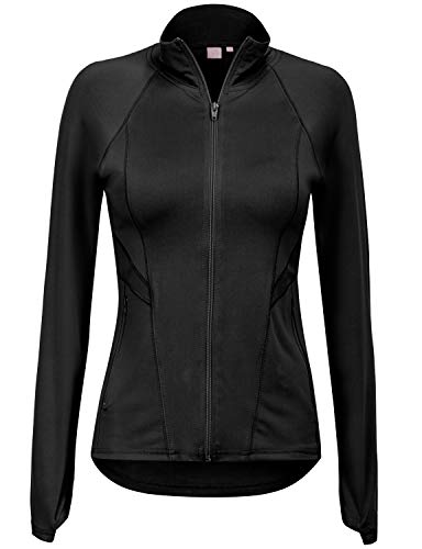 womens exercise jackets