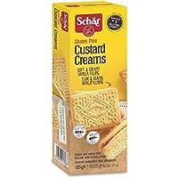 Schar Custard Creams, 125g