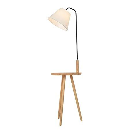 Lámparas de pie Marco De Mesa Salón Dormitorio De Estudio Simple ...