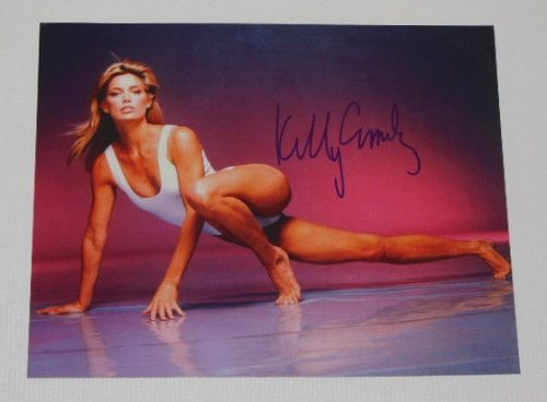 Kelly Emberg Sports Illustrated Swimsuit Model Hand Signed Autographed 8x10 Glossy Photo Loa