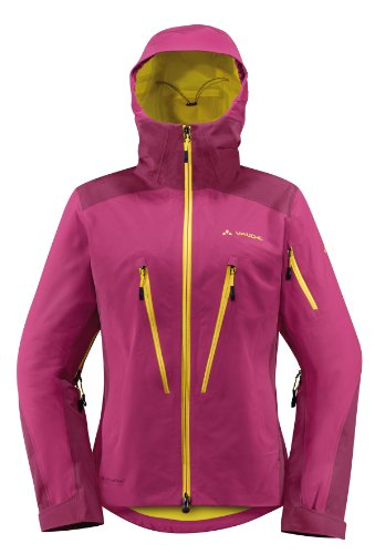 check out 9f329 72bbb VAUDE Damen Jacke Women's Aletsch Jacket II: Amazon.de ...