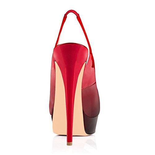 EDEFS - Zapatos con tacón Mujer Gradient