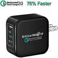 BlitzWolf 30W USB Port Travel Charger
