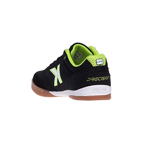 Kelme Precision Lnfs, Zapatillas de Deporte Interior Unisex Adulto Negro