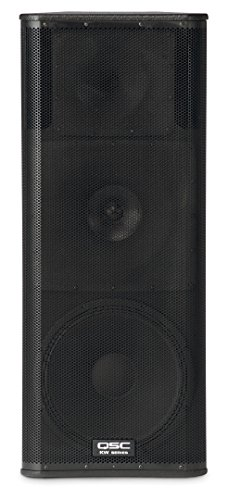 "Used, QSC KW153 15"" 1000 Watt 3-Way Active PA Loudspeaker for sale  Delivered anywhere in USA"