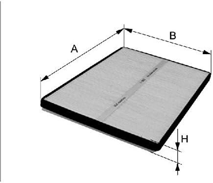 Innenraumluft FILTRON K1047A Filter