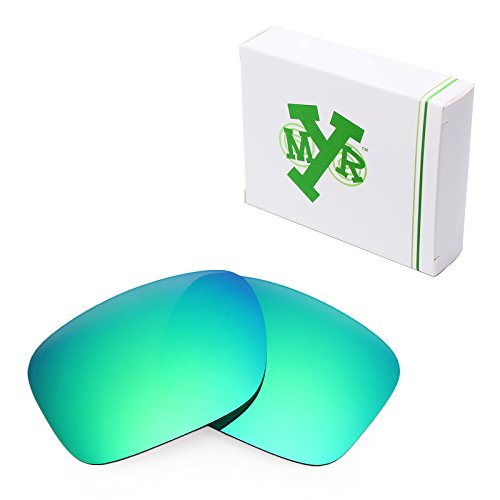 MRY Polarized Replacement Lenses for Oakley Holbrook Sunglasses - Rich Option Colors