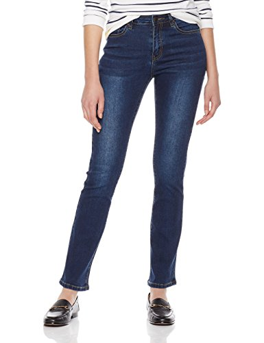 Lily Parker Women's Flares Stretch Denim Bootcut Jean