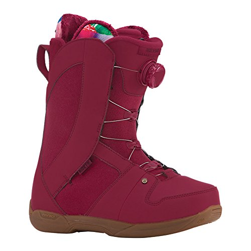 Ride Sage 2018 Snowboard Boots - Women's Maroon 6 (Ride Boots)
